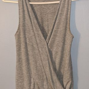 Abercrombie and Fitch Womens Gray Top Size XS